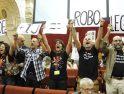 RTVA:Seguimos señalando a los responsables, esta vez en el Parlamento