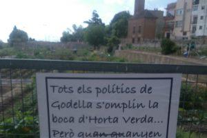 Los labradores y labradoras de Godella por un San Isidro reivindicativo
