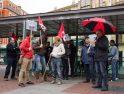 [Fotos]: Valladolid, concentración «¡Galeano vive!»
