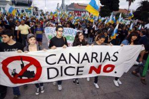 Más de 200.000 personas de 183 países piden a Repsol la suspensión de las perforaciones en Canarias