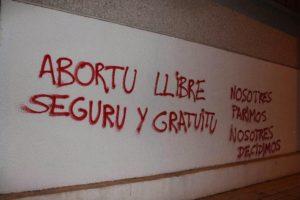 Aquelarre feminista en Asturias