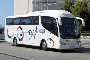 Continúa la implantación de CGT en el transporte discrecional por carretera de Mallorca