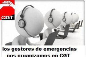 CGT denuncia graves deficiencias en la gestión de Emergencias 112 en Andalucía