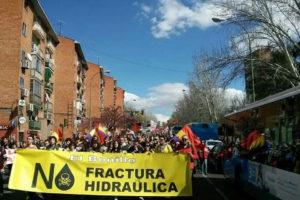 CGT en La Mancha apoya la manifestación contra la fractura hidráulica en El Bonillo