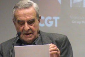 """Entrevista al filósofo Heleno Saña: """"La Economía es algo tan sencillo como el reparto y la justicia distributiva"""""""