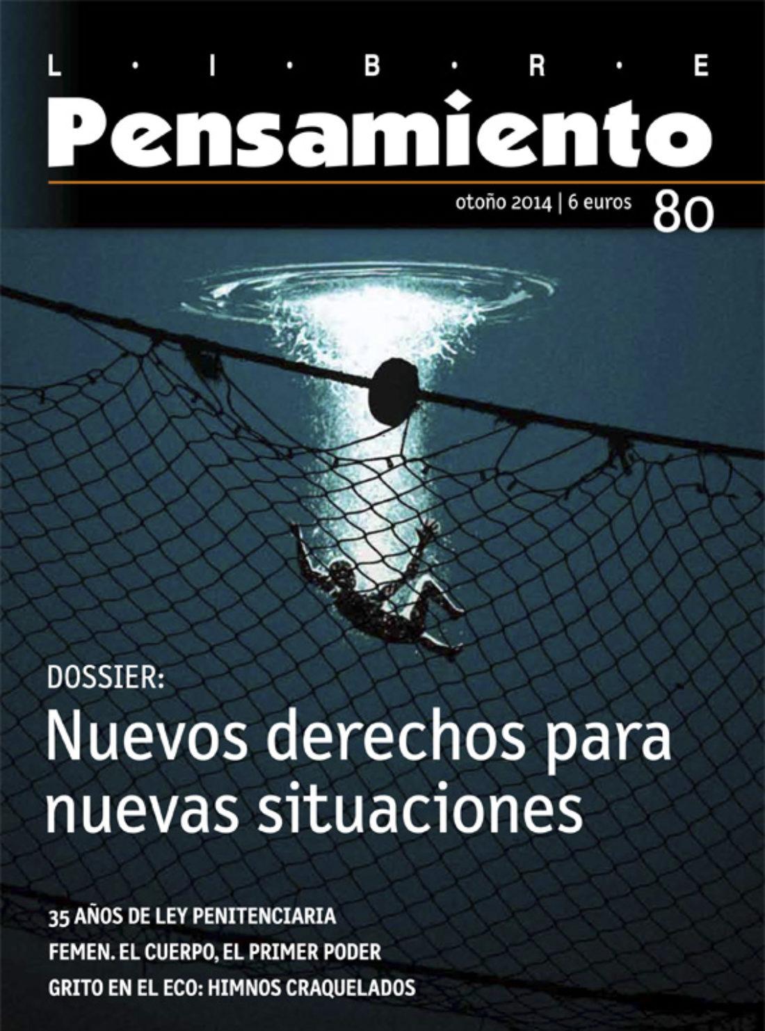 Libre Pensamiento nº 80 -Otoño 2014