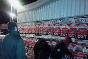 [Fotos] CGT Castelló continúa con la campaña de agitación y propaganda