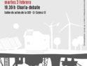 3-F: Charla debate: la energía que consumimos; los intereses que financiamos
