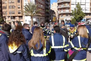 Tercer día de huelga indefinida en Correos