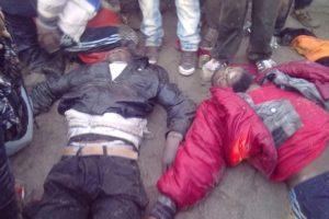 Un año de las muertes del Tarajal