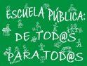 Llamamiento a matricularse en la Pública