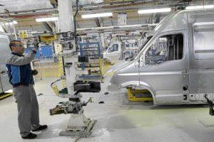 Plan industrial en IVECO
