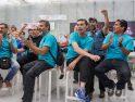Los huelguistas de Movistar levantan la ocupación tras conseguir negociar con la empresa
