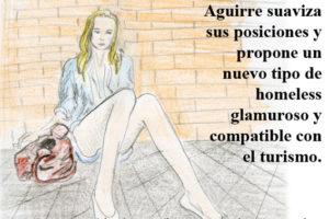 Modelo de mendigo propuesto por Aguirre