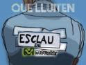 28-M: Solidaridad con la huelga de personal técnico Movistar en Granollers