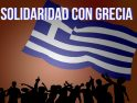 Solidaridad con Grecia