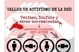 CGT-Toledo organiza un taller de herramientas para el activismo en la red