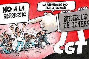 Nueva sanción contra CGT-Castelló
