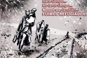 Refugiados, refugiadas