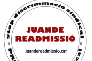 La justicia declara a Juande DELEGADO SINDICAL