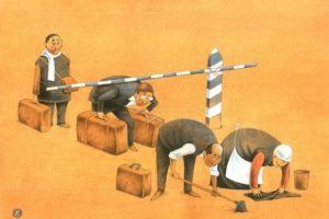 700 viñetas para reivindicar los derechos laborales