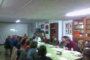 Celebrado el curso de formación organizado por el Sindicato de Oficios Varios de CGT Alicante