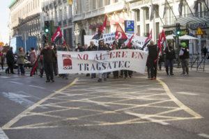 La CGT denuncia el ERE contra el personal de TRAGSA
