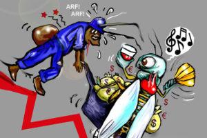 Fábulas: La cigarra y la hormiga