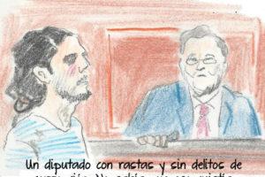 Rajoy flipa