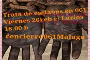 Hoy se cumplen 11 meses #encierro061malaga