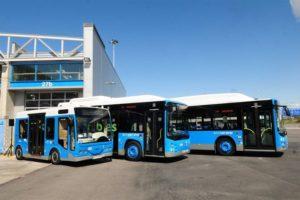 Los trabajadores y trabajadoras del transporte urbano de Antequera se organizan en CGT
