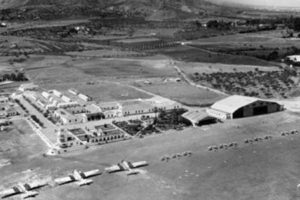 Torremolinos (Málaga). Mano de obra esclava construyó la terminal civil del pujante aeropuerto de Málaga