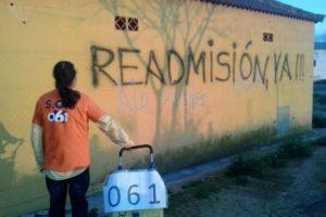 Campaña recaudación fondos conflicto 061 Málaga