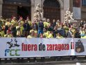 Los jardineros denuncian que FCC vulnera el convenio y no descartan movilizaciones