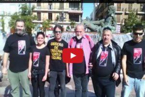 [Vídeo]: Asamblea de Paradas y Precarias de la CGT Valencia