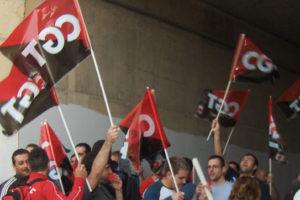 Suspendido el juicio contra 19 trabajadores de Baux hasta mayo de 2017