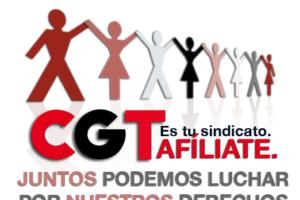 CGT obtiene mayoría absoluta en las primeras elecciones sindicales de Podemos