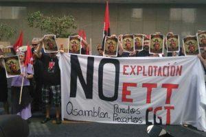 [Fotos] ¡Nativa o extranjera, la misma clase obrera! Solidaridad con víctimas del Estado mexicano en la concentración contra la explotación laboral en el campo