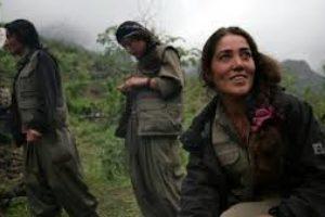 Mujeres kurdas y Estado Islámico
