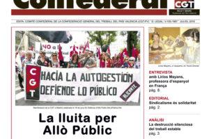 Notícia Confederal Juliol 2016