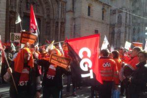 Las y los gestores de Emergencias del 061 Málaga, con apoyo de CGT, amenizarán las casetas de PSOE en las ferias de Pizarra y Málaga