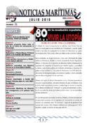 Noticias Marítimas, nº 14 julio 2016