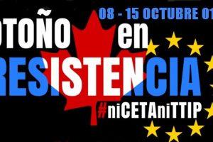 ¡Este otoño volvemos a las calles! Semana de acción 8-15 Octubre 2016