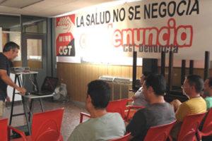 [Fotos] Empieza el Circuito Formativo Permanente de CGT-Valencia