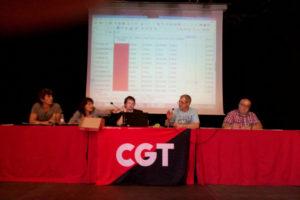 CGT Aragón-La Rioja celebra su 2º Congreso Ordinario