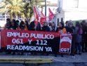 Los días 21 y 22 septiembre, tendrán lugar huelga de 24 horas así como movilizaciones en Andalucía por los colectivos 112, 061 y SALUD RESPONDE