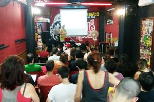 [Fotos] Éxito de participación en el taller sobre micromachismos celebrado en Castelló