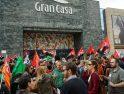 Éxito de la huelga convocada en Extel-Telemarketing en Zaragoza