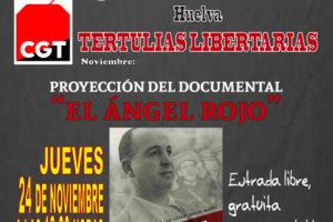 El «Ángel Rojo» llega a Huelva de manos de CGT
