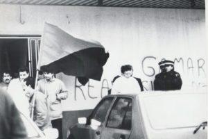 [Vídeo] Imágenes de las luchas de la CGT en la década de los noventa